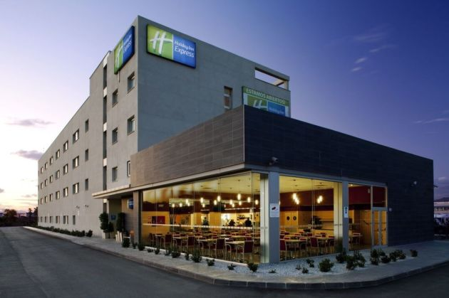 Hotel Holiday Inn Express Malaga Airport 1