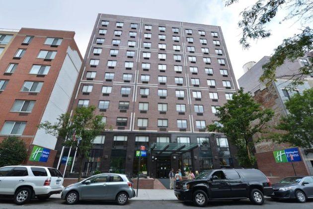 Hotel Holiday Inn Express Manhattan Midtown West 1