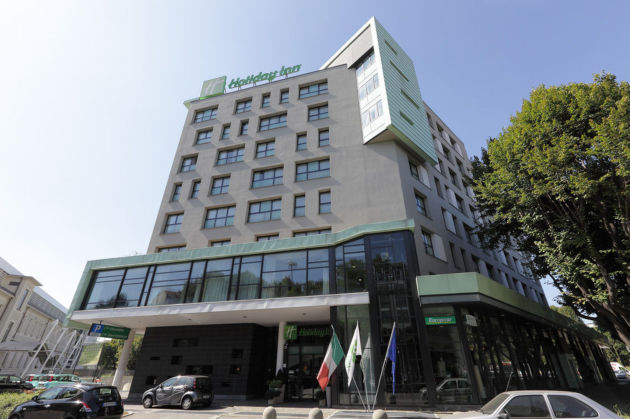 Holiday inn turin corso francia hotel turin from 70 for Hotels turin
