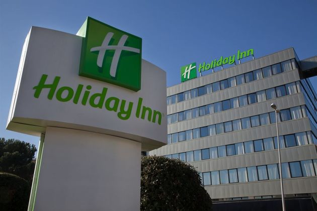 Hotel Holiday Inn Rome - Pisana 1