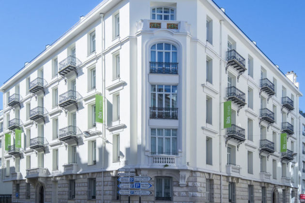 Ibis Styles Nice Centre Gare Hotel thumb-3