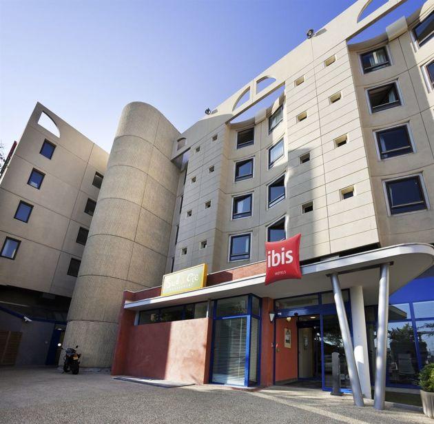 Hotel ibis marseille centre gare saint charles marseille for Garage pas cher marseille