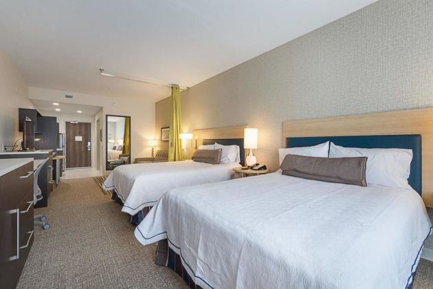 Extended Stay Hotels Grand Prairie Tx