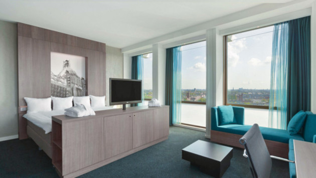Ramada Apollo Amsterdam Centre Hotel 1