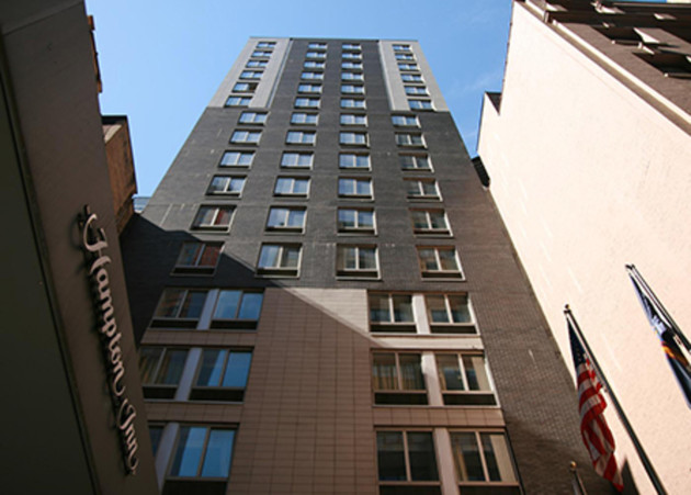 Hampton Inn Manhattan Madison Square Garden Area Hotel New York From 117