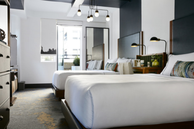 Hotel The Renwick Hotel New York City, Curio Collection By Hilton 1