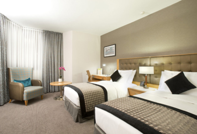Doubletree by hilton hotel luxembourg hotel luxembourg for Designhotel luxemburg