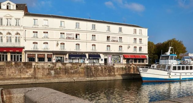 best western le cheval blanc hotel honfleur from 163166