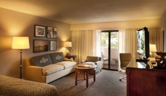 The Fess Parker Santa Barbara Hotel A Doubletree Resort By Hilton Hotel Santa Barbara From