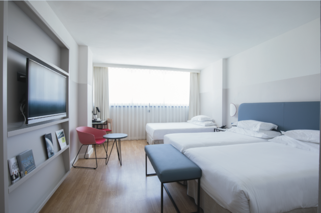 Hotel Sercotel Malaga thumb-3