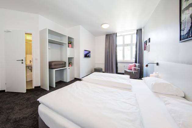 Hotel Calma Berlin Mitte thumb-2
