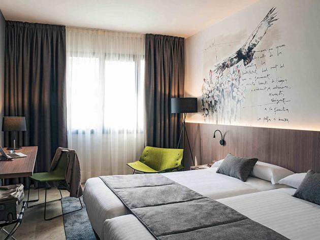 Hotel Mercure Barcelona Condor thumb-2