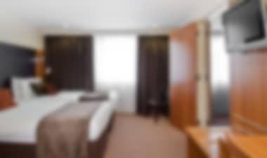 Contemporary hotel in trendy Shoreditch Hotel