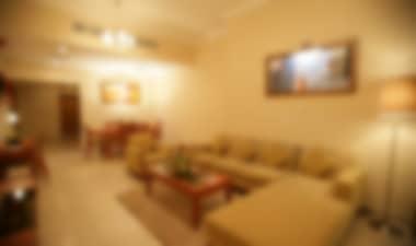HotelApartamentos de lujo en el distrito de negocios