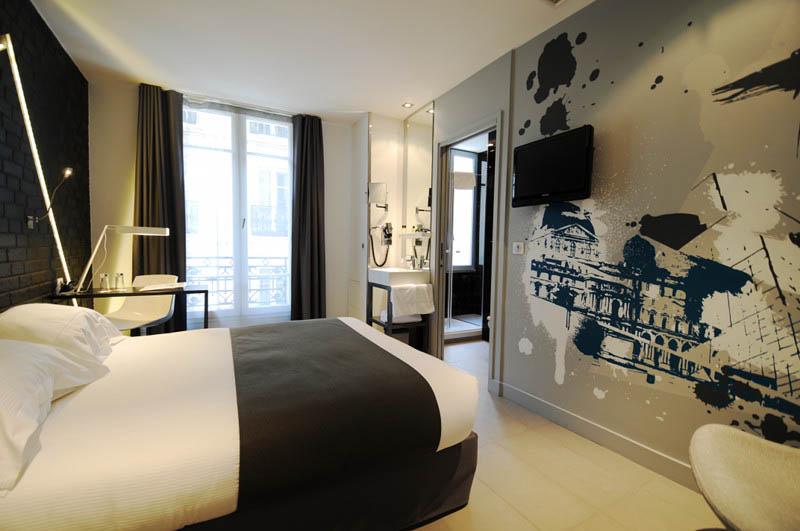 Hotel arc de triomphe etoile em paris desde 104 rumbo - Hotel arc de triomphe etoile ...