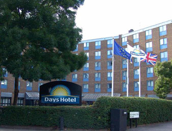 Hotel Days Hotel London Waterloo