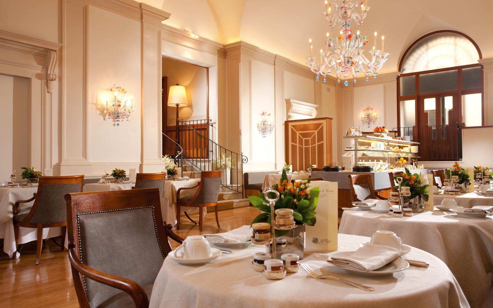 HotelGrand Hotel De La Minerve