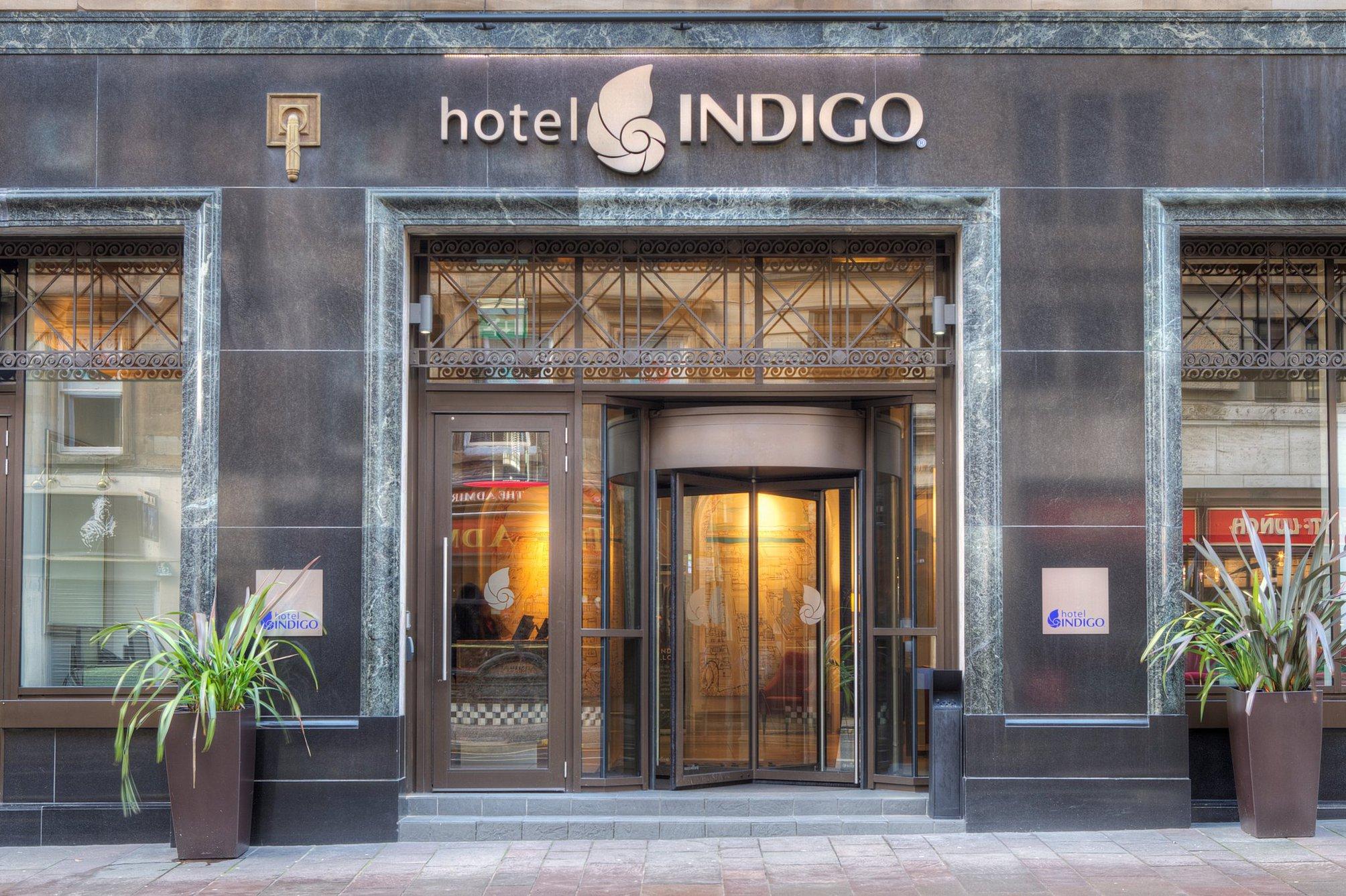 Hotel Indigo Glasgow Hotel Glasgow From 163 90 Lastminute Com