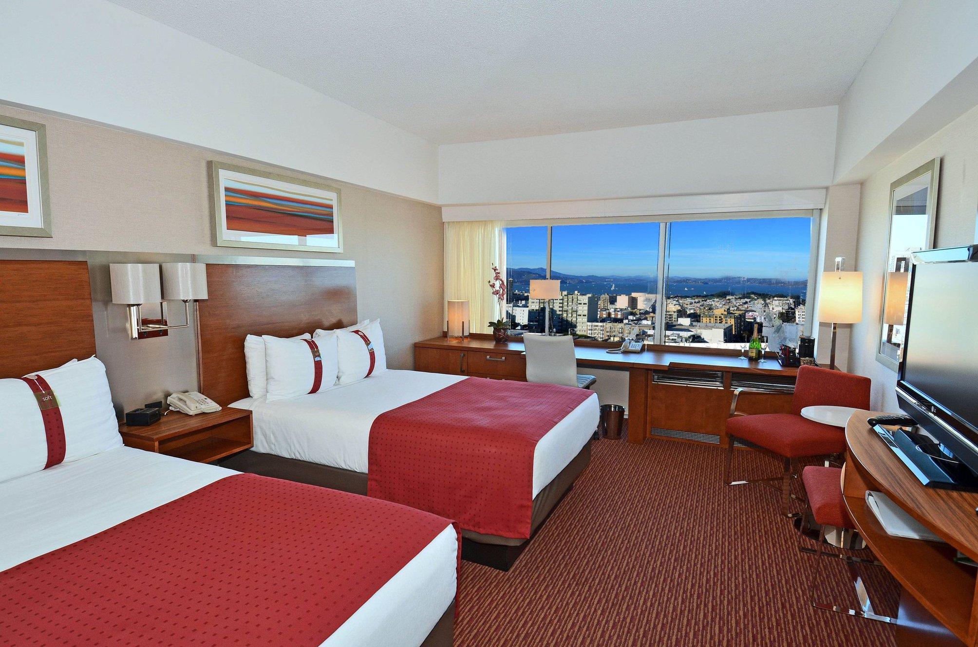Hotel Holiday Inn San Francisco-golden Gateway
