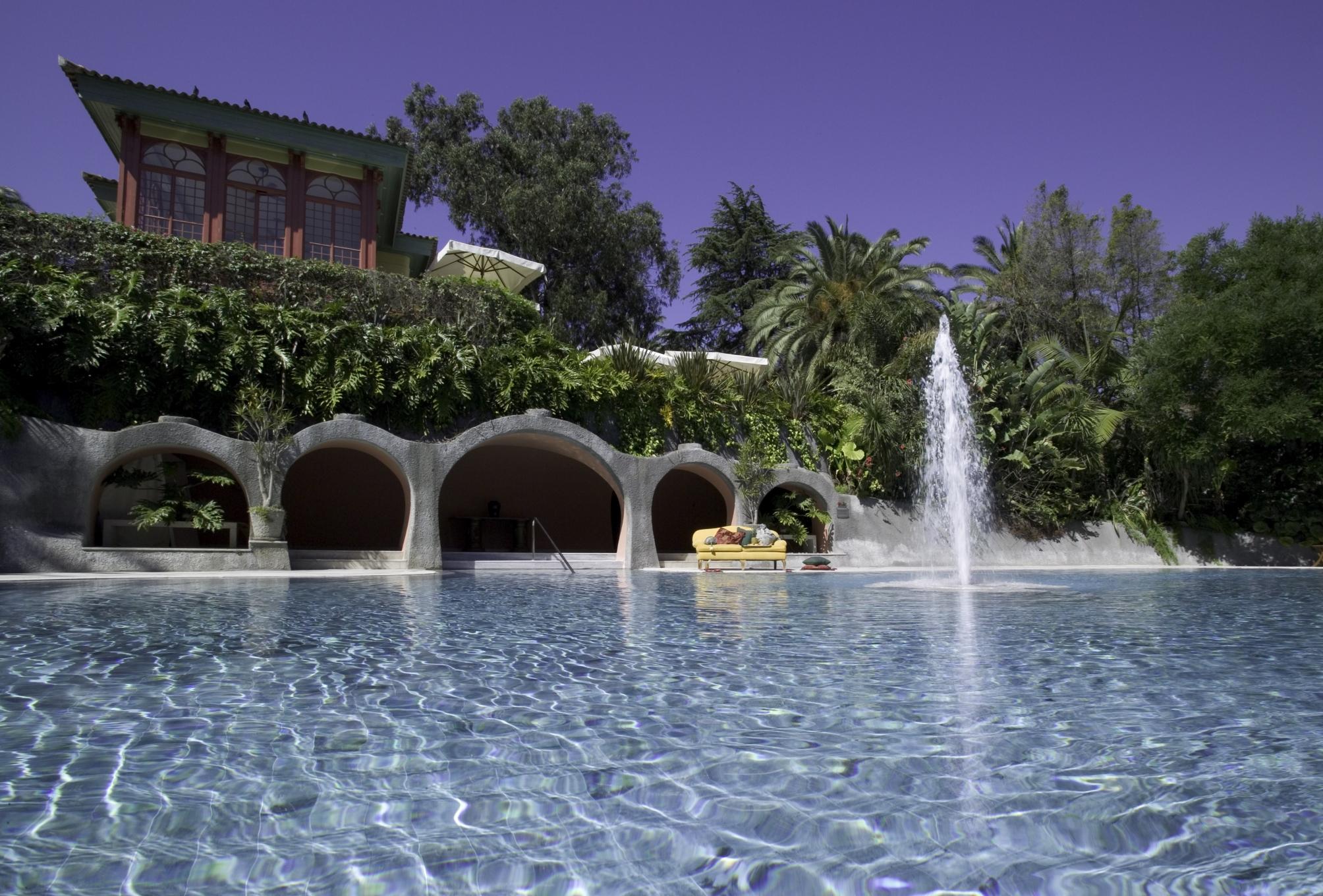 Hotel Pestana Palace Hotel National Monument en Lisboa desde