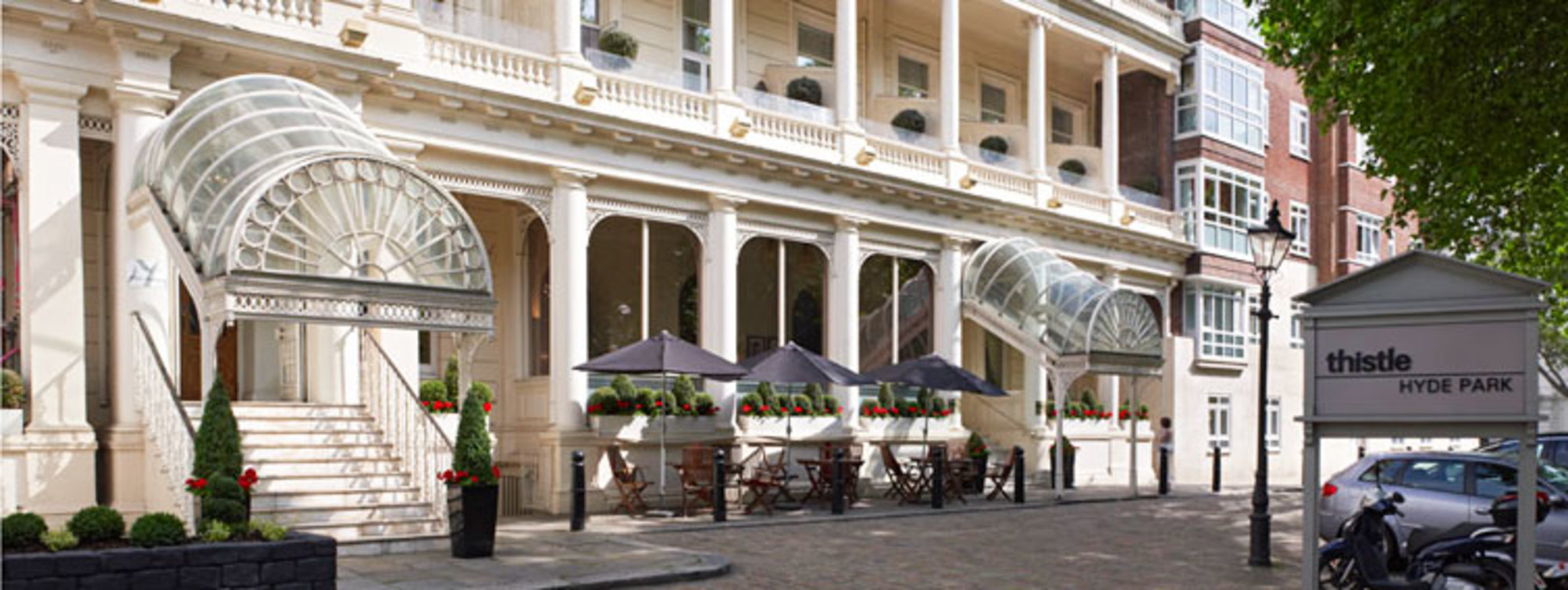 Hotel thistle hyde park in london from 114 bravofly for London hotels