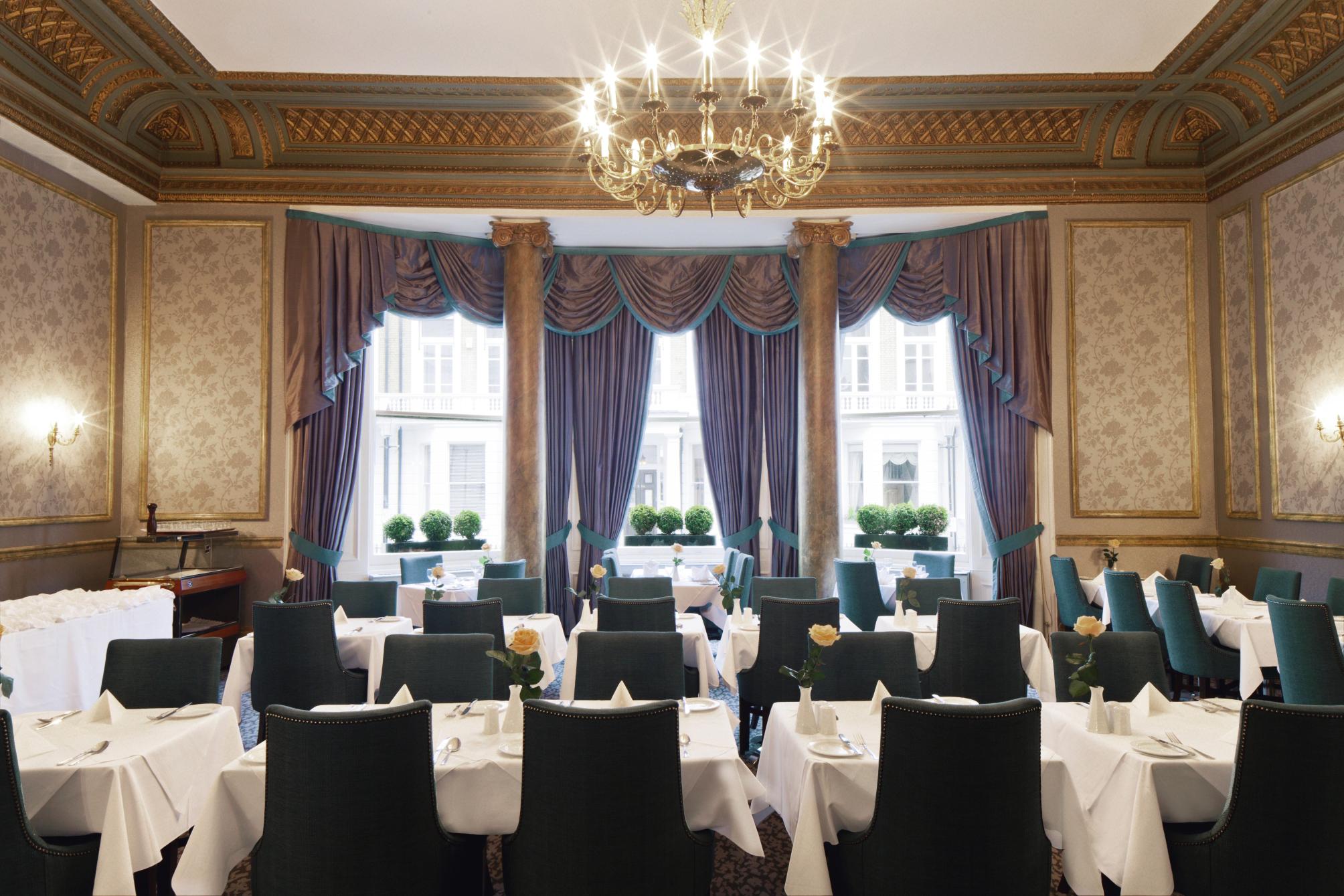 Grange Strathmore Restaurant Menu