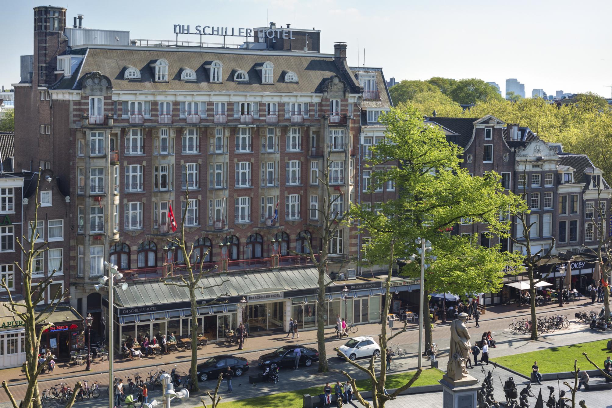 Hotel Nh Schiller En Amsterdam Desde 92
