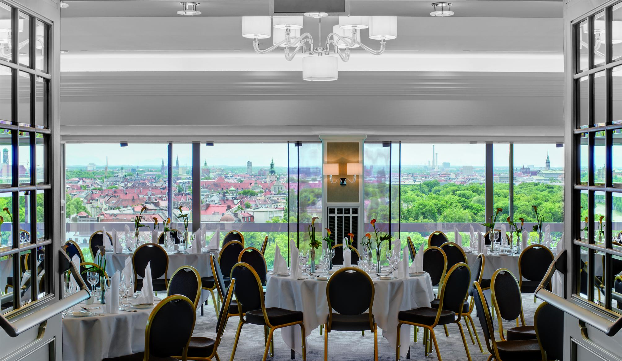 HotelHilton Munich Park