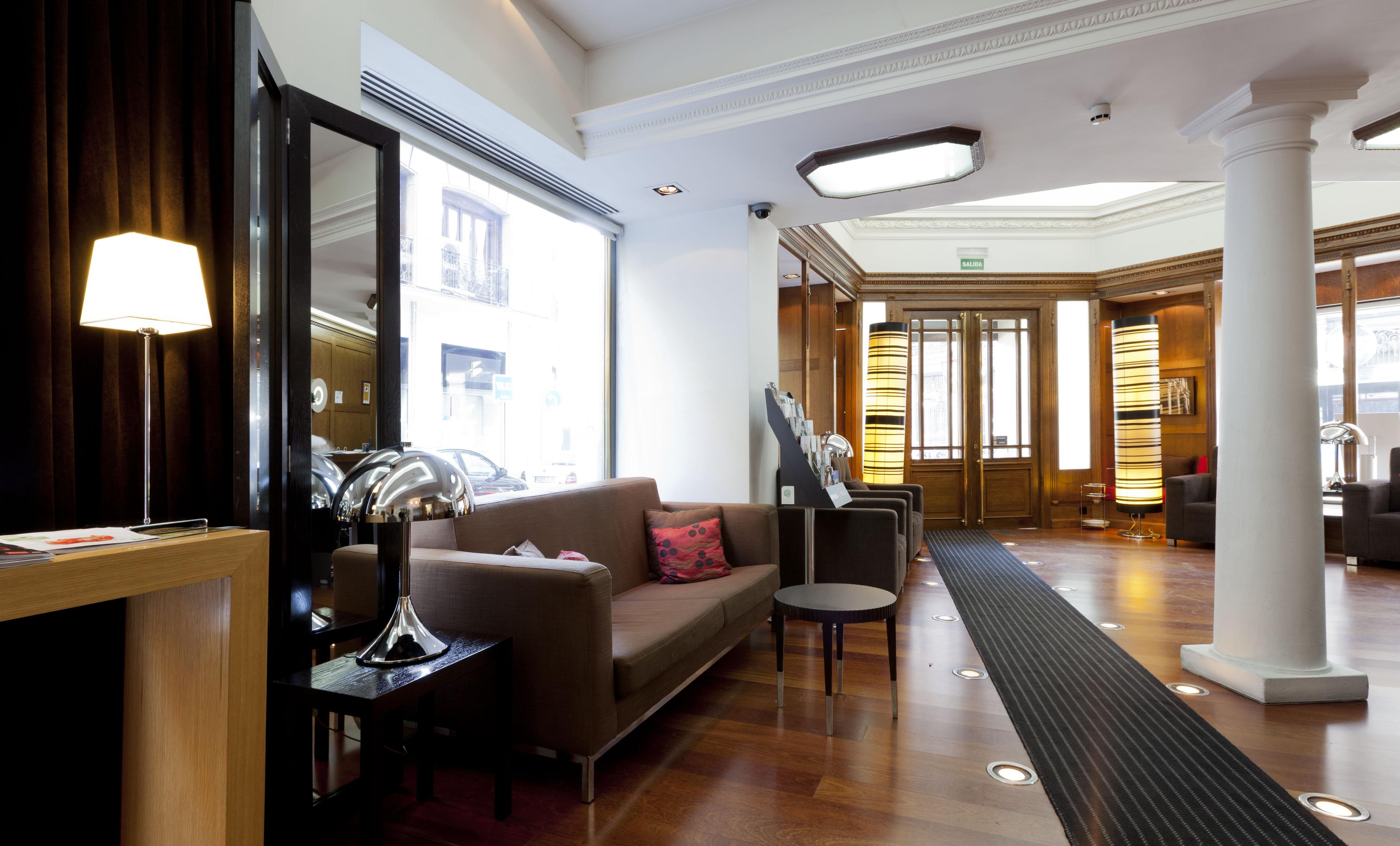 Hotel Quatro Puerta Del Sol En Madrid Desde 64
