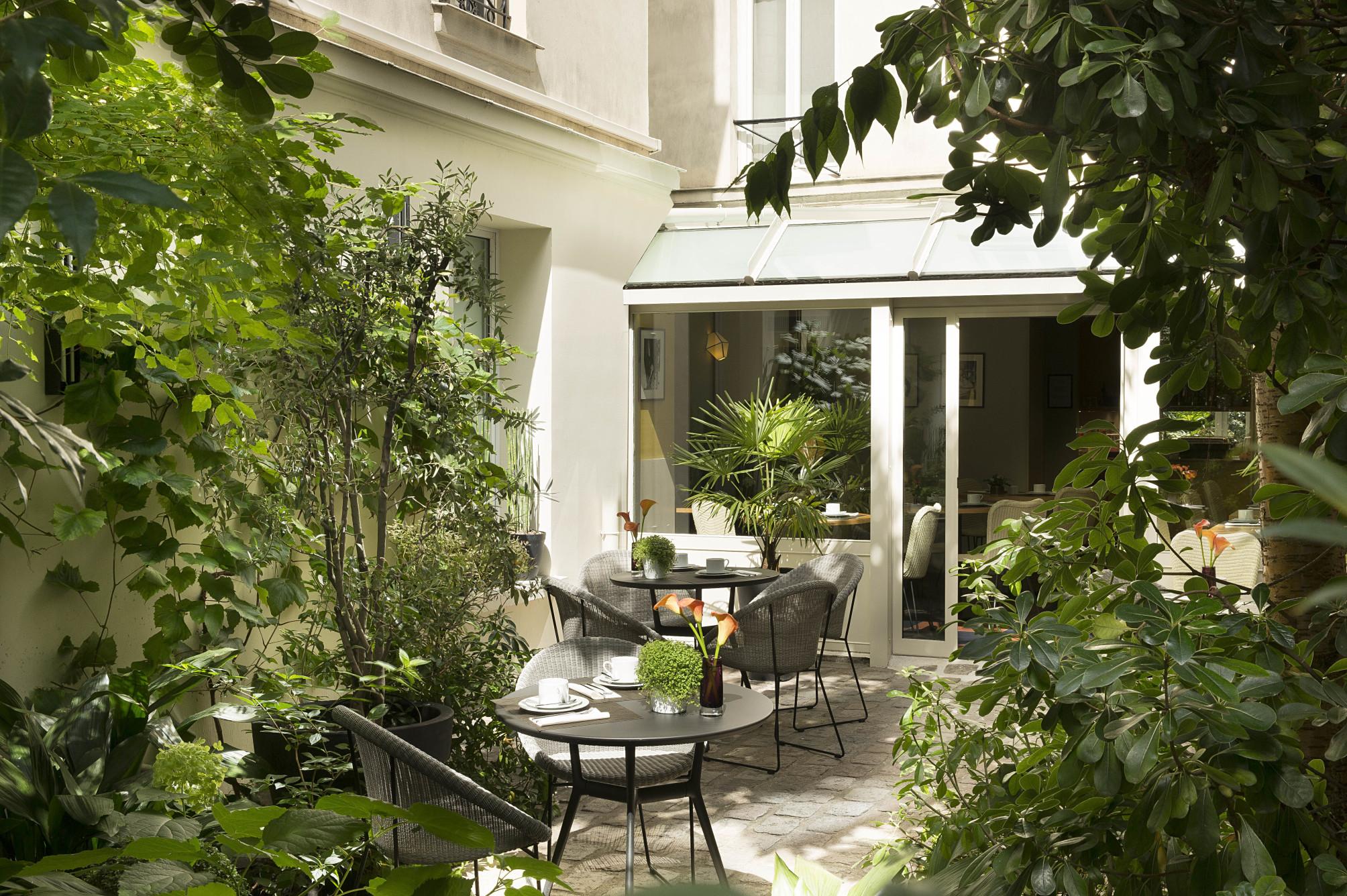 Best Western Hotel Villa Des Artistes