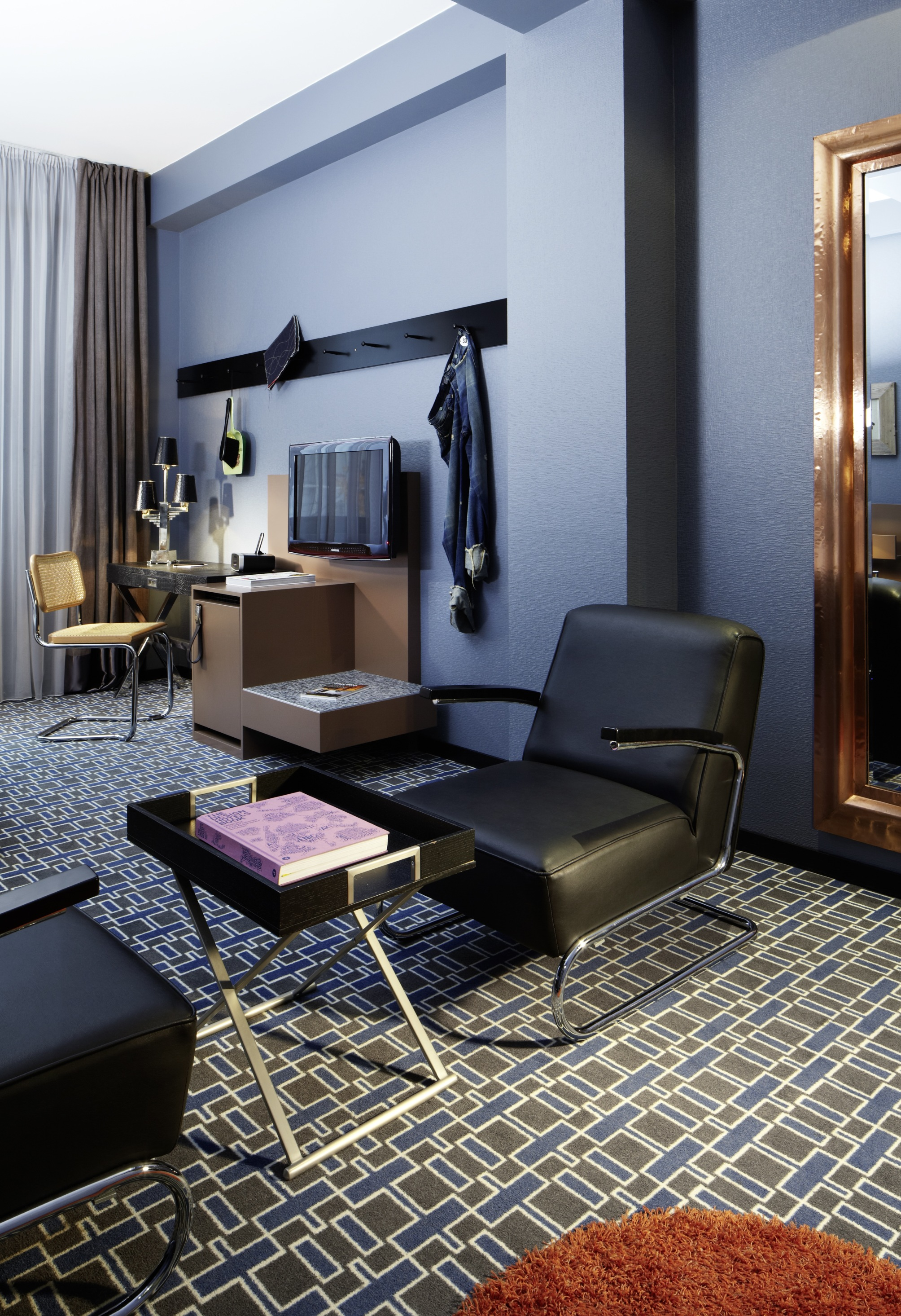 hotel 25hours hotel by levi 39 s em frankfurt desde 67 rumbo. Black Bedroom Furniture Sets. Home Design Ideas