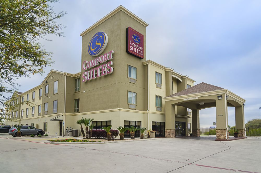 Hotel Comfort Suites North Ih 35