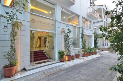HotelBEST WESTERN Acropolis Ami Boutique Hotel