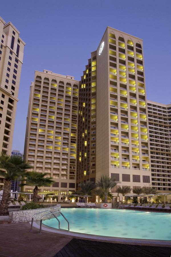 HotelAmwaj Rotana - Jumeirah Beach Residence