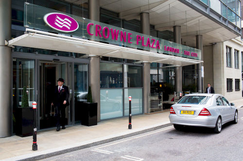 Hotel Crowne Plaza London - The City thumb-4