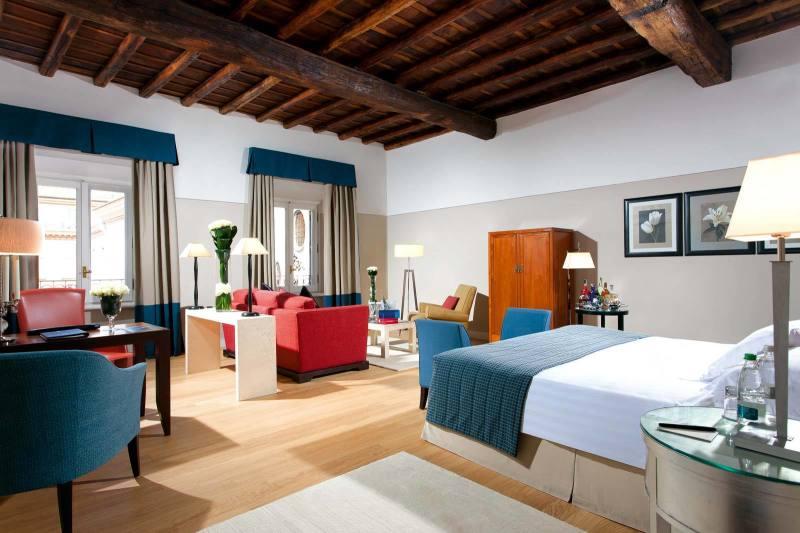 Hotel Grand Hotel De La Minerve thumb-3