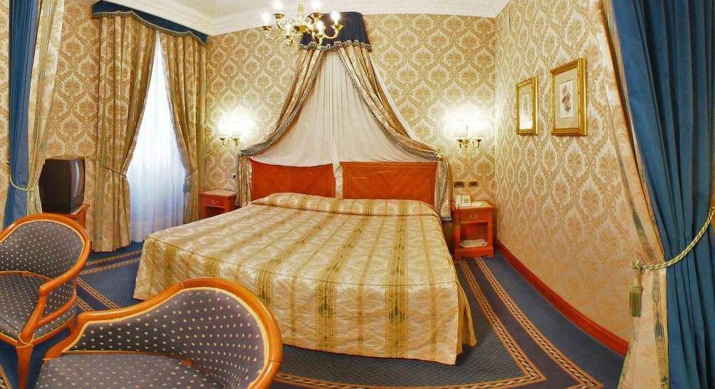 Hotel Barberini 1
