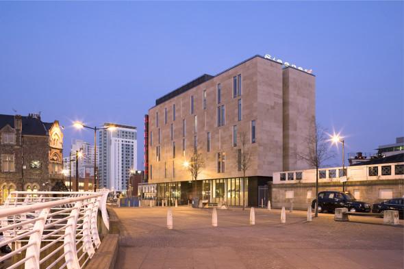 HotelSleeperz Hotel Cardiff