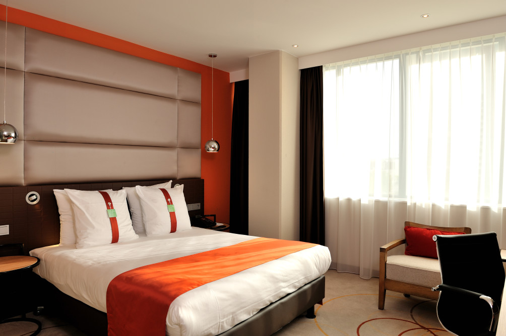 Albergue Holiday Inn Express Amsterdam - Arena Towers