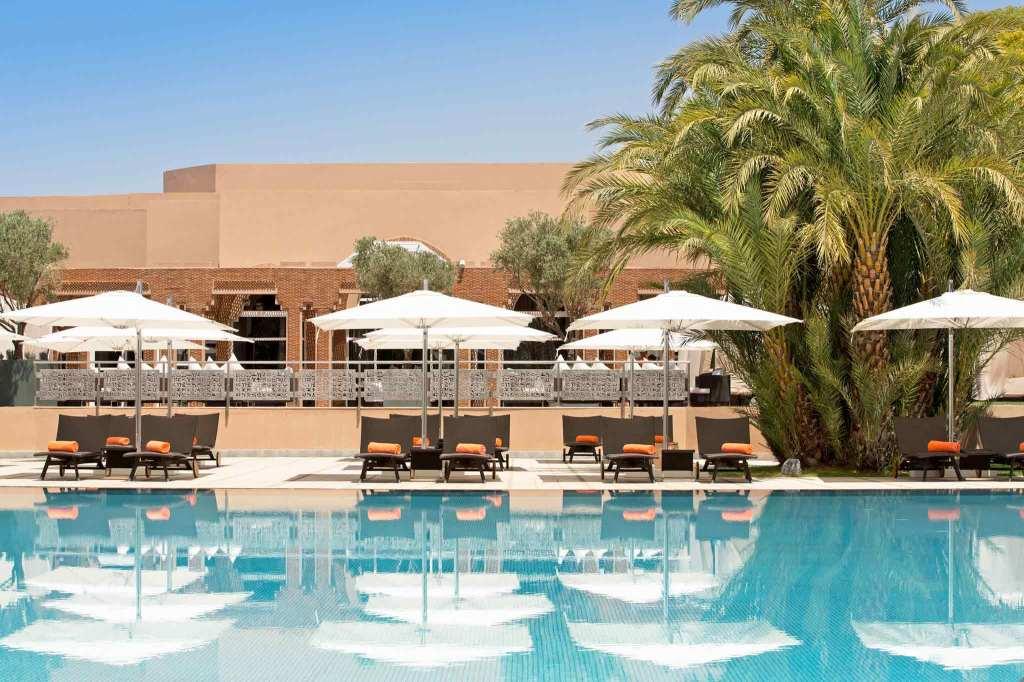 Hotel Pullman Marrakech Palmeraie Resort And Spa