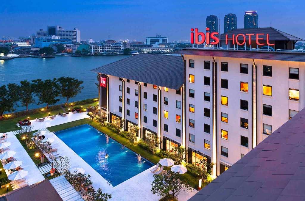 HotelIbis Bangkok Riverside