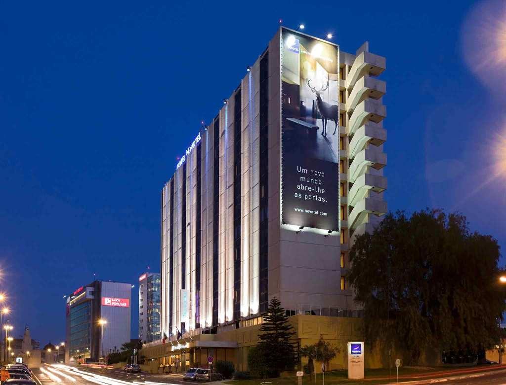 Hotel Novotel Lisboa thumb-2