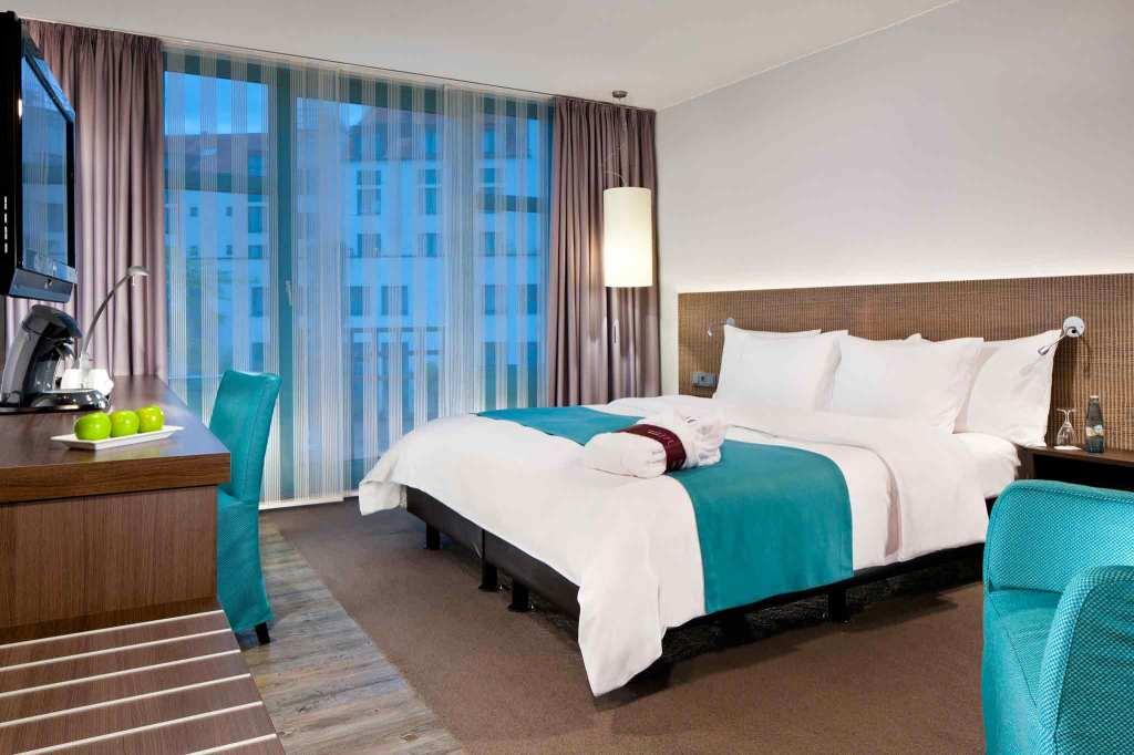 HotelMercure Hotel Dusseldorf Hafen