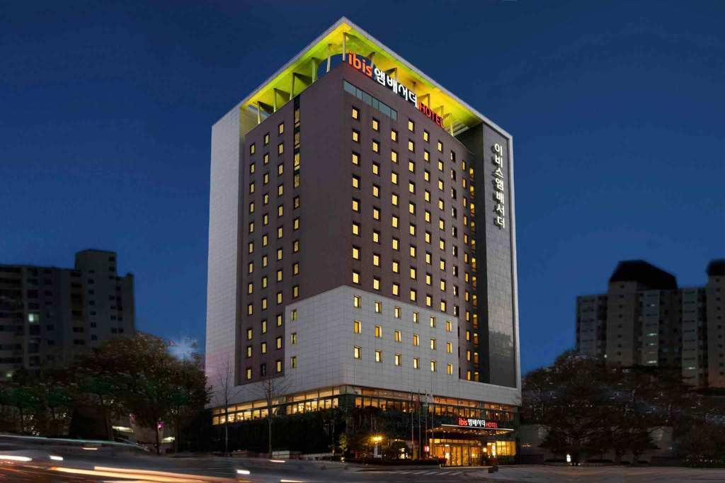 HotelIbis Ambassador Seoul Gangnam