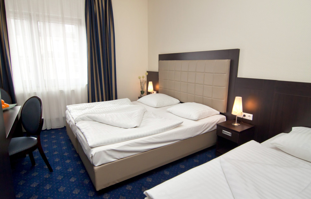 Novum Hotel Hamburg St Pauli