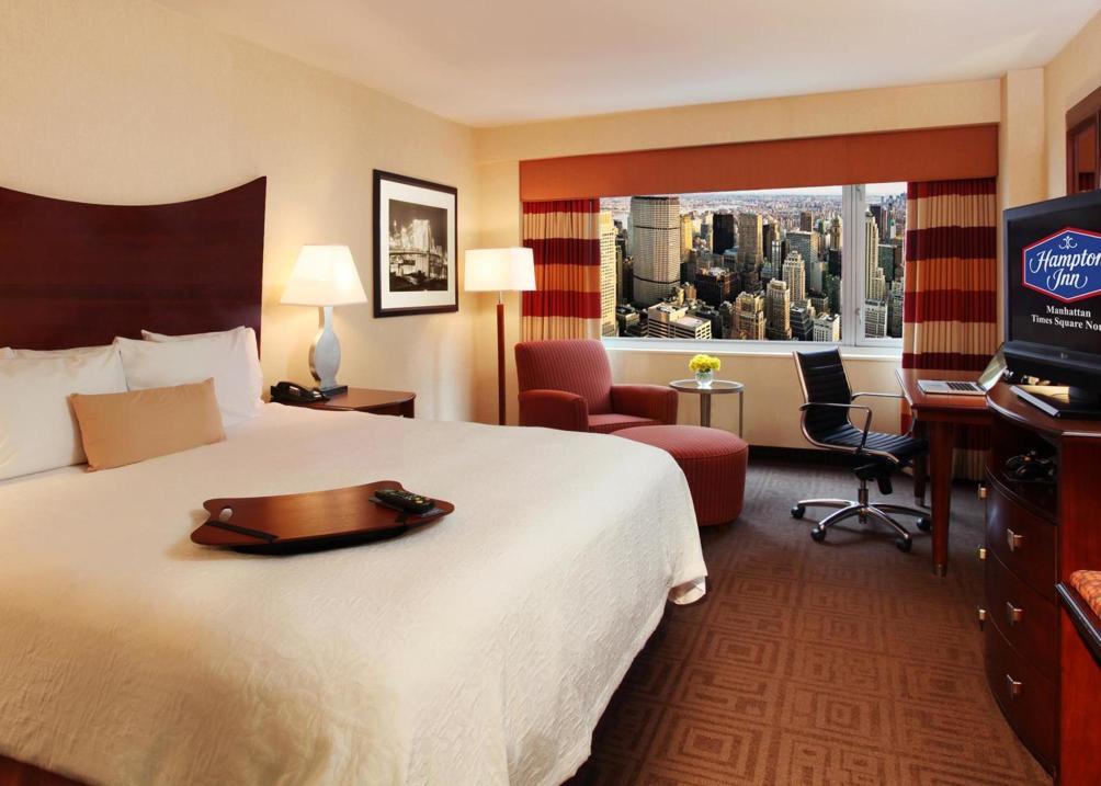 Hotel Hampton Manhattan-times Square North