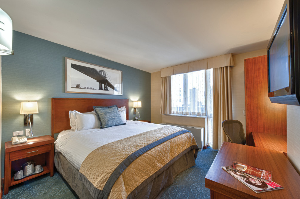 Hotel Doubletree By Hilton Hotel New York - Times Square South