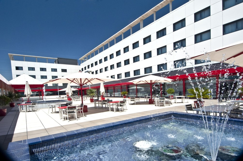 Hotel Front Air Congress (aeropuerto)