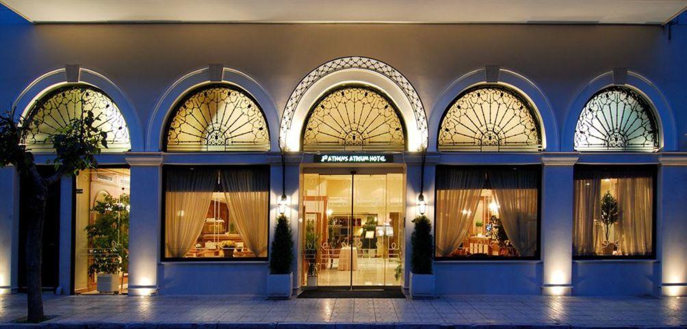 HotelAthens Atrium Hotel and Jacuzzi Suites