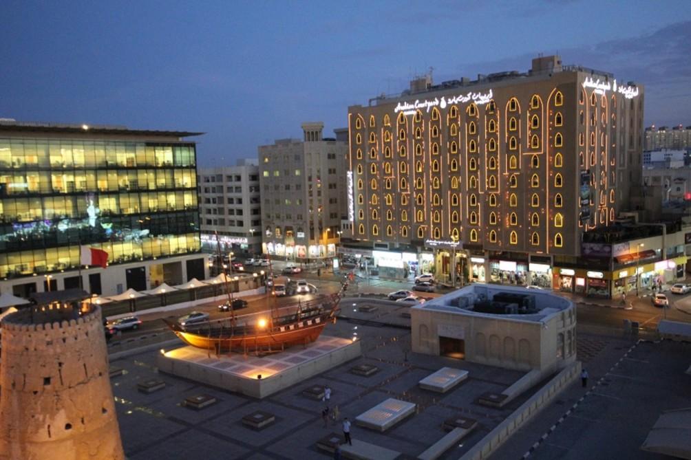 HotelArabian Courtyard Hotel & Spa
